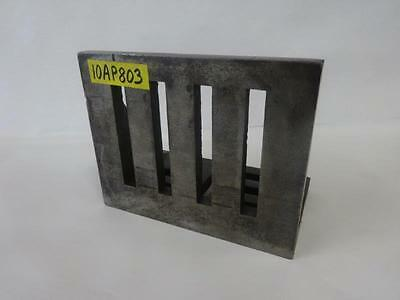 """10"""" x 8"""" x 6"""" Slotted Angle Plate Workholding Fixture"""