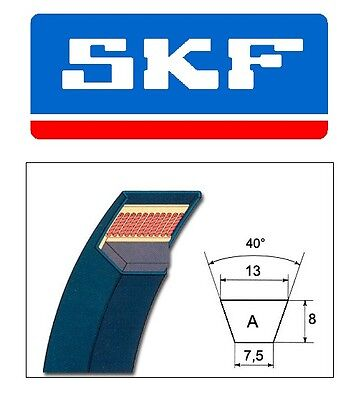 Cinghie trapezoidali lisce SKF - sezione A - SKF Power Transmission belts