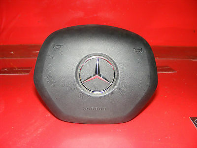 Mercedes C Class C220 Cdi W204 Steering Wheel Airbag A2468603102