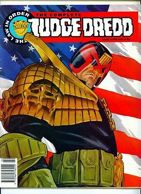 <•.•> COMPLETE JUDGE DREDD • Issue 13 • Fleetway