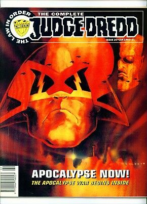 <•.•> COMPLETE JUDGE DREDD • Issue 24 • Fleetway