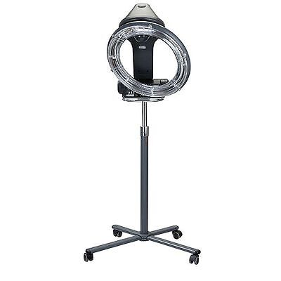 OMWAH Professional Orbiting Rollerball Infrared Hair Dryer Color Processor Salon