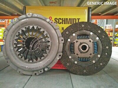 Clutch Kit Fit Opel	Corsa C 2000-2009 1.0 58Hp 60Hp Hatchback Petrol