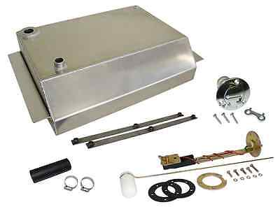 1963-72 Chevy Truck and GMC Truck, 19 Gallon Aluminum Fuel Tank Bed Fill