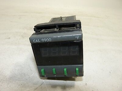 CAL Controls 9900 991.11C Micro Processor Based Temperature Controller AS-IS