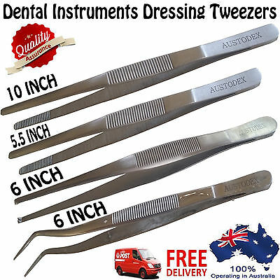 Dental Surgical Instruments College Tweezers And Tissue Dressing Forceps Tweezer