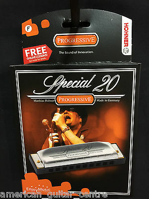 Hohner Special 20 Major Diatonic In F