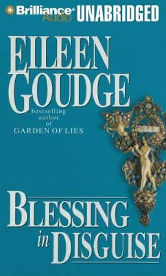 BLESSING IN DISGUISE unabridged audio book on CD by EILEEN GOUDGE - Brand New!