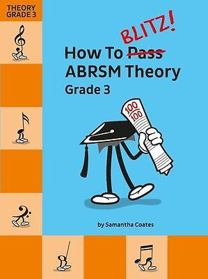 How To Blitz ABRSM Exam Theory Learn to Play Student Pass Music Book Grade 3
