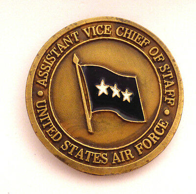 Assistant Vice Chief of Staff United States Air Force Older Challenge Coin