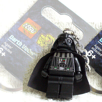 LEGO Star Wars 850996 Darth Vader Minifigure Keychain Key ...