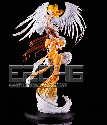 Ah! My Goddess  Belldandy with Holy Bell figure