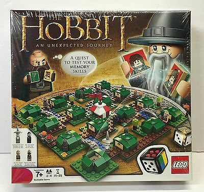 LEGO Set 3920 The Hobbit: An Unexpected Journey Game MISB