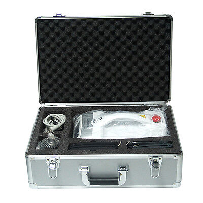 CE New 2 Probe Body Pain Relief Low Level Laser Therapy Device LLLT+ Carry case