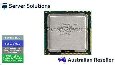 509319-B21 - Intel Xeon X5570 (2.93Ghz/4-Core/8Mb/95W) Processor (506012-001)