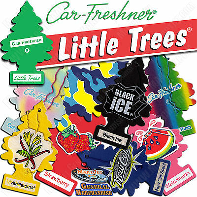 3 Pack - Little Trees Hanging Car Air Freshener Super Fast Shipping Worldwide