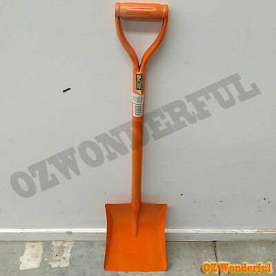 Brand New Garden Tool Short Handle shovel S501L Orange