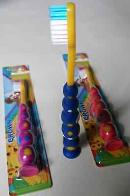 2 X Soft Kids Children Toothbrush Dental Oral