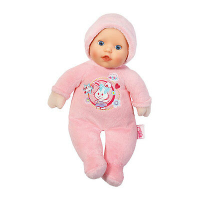 New Zapf Creations Baby Born My First Love Pink Doll - 821091