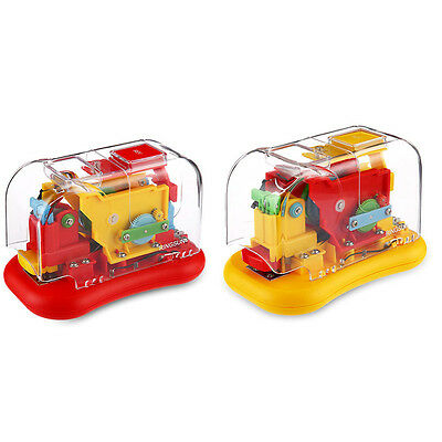 RINGSUN Colorful Universal Electric Strip Operated Stapler School Stationery