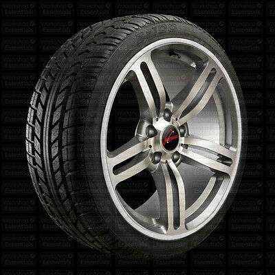"""Rimbands Alloy Wheel Rim Protectors 18"""" Inch White All Condition Protect"""