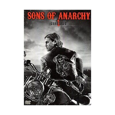 Cofanetto Sons Of Anarchy - Stagione 01 (4 Dvd) Serie Tv Dvd Nuovo - 20T-24466