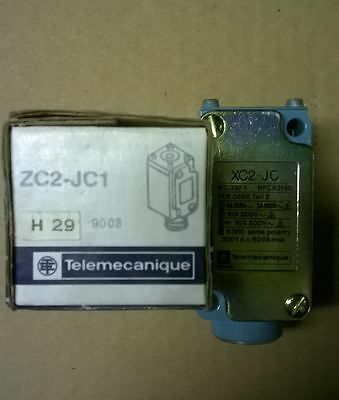 Telemecanique Limit Switch Body ZC2-JC1