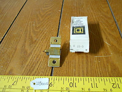 Square D B 15.5 Overload Relay Heater Element