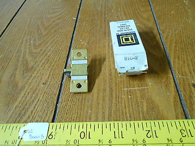 Square D B 10.2 Overload Relay Heater Element
