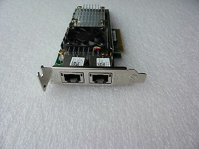 Dell Broadcom 57810S Dual Port 10GbE Ethernet Adapter HN10N 10Gb BASE-T £124+vat
