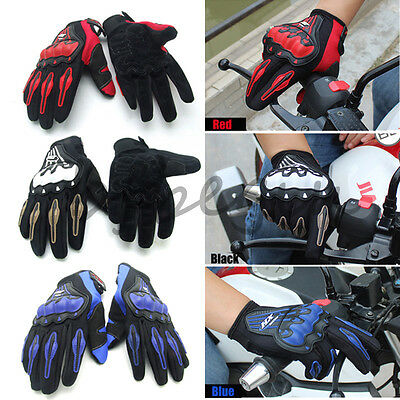 Armure Moto Motard Vélo Sport Gloves Gants Doigt Tactique Airsoft Protection