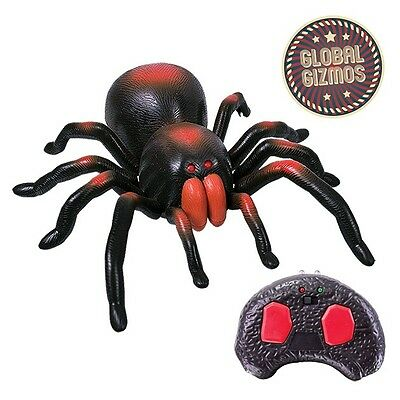 Global Gizmos Remote Control Spider