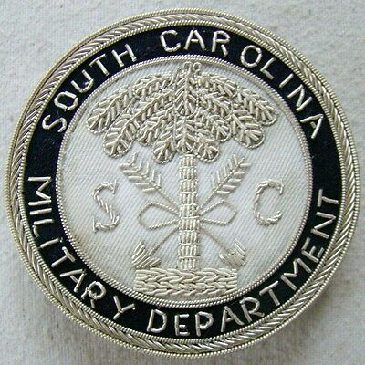 South Carolina Military Department - dekoratives Emblem - Art. 5996