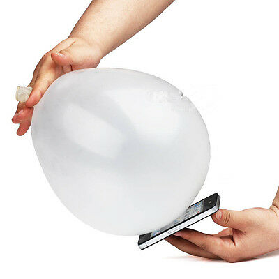 Wonderful Close-Up Magic Street Trick Balloon Penetration in Flash Classic Trick