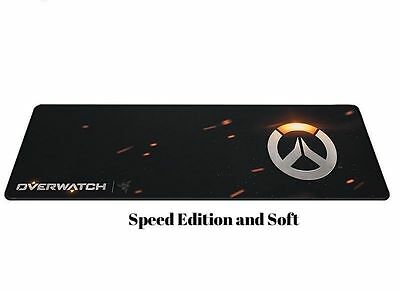 Large Size 900*400MM Razer Overwatch Speed Game Mouse Pad Mat Gaming Mousepad