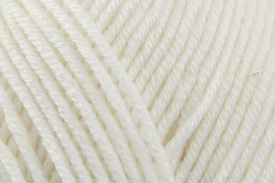 Debbie Bliss Baby Cashmerino 50G Knitting Yarn 100 White *special Price*