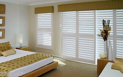 Solid timber plantation shutter /Buy direct from Factory