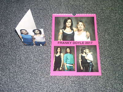 Franky Doyle Wentworth Prison Inspired Calendar And Greeting Card Gift Set