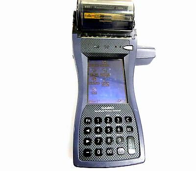 CASIO IT-3000 Handheld Ticket Printer Fully Working  - no accessories.