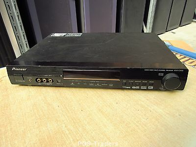 PIONEER VSX-C100 VSX-C100-K Audio Video Multi-Channel Receiver DOLBY DTS RDS 120