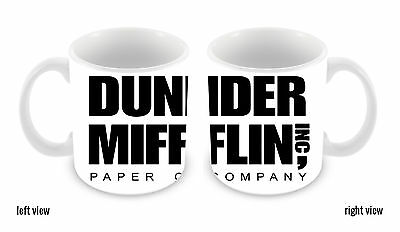 Funny Dunder Mifflin 11oz Ceramic Coffee Mug