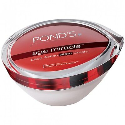 2x POND'S Age Miracle Deep Action Night Cream 50g - Australia Stock