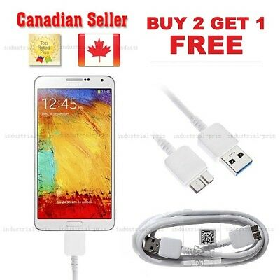 NEW 3.0 USB Cable Data Charger Cord SYNC Samsung Galaxy S5 Note3 NOTE4