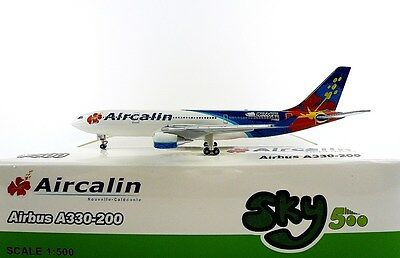 SKY500 Aircalin Airbus A330-200 1:500  Registration F-OHSD (0825)