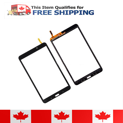 Samsung Galaxy Tab 4 SM-T330 T337A 8.0 CA Black Touch Screen Digitizer