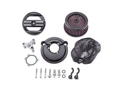 Harley Davidson Screamin Eagle Perf Air Cleaner Kit Sportster XL 2007