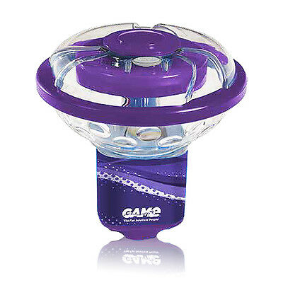 G.A.M.E. Underwater Light Show & Fountain - Floating Pool Light - Water Feature