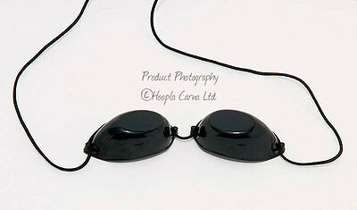 Sunbed Goggles UV PROTECTION VERSION 2 Pairs of iGoggles  suntan / outdoor eye