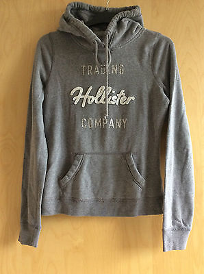 "SWEAT CAPUCHE ""HOLLISTER"" TS(12/14ans) - TBE"