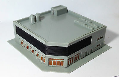 Outland Models Train Railway City Corner Mall Department Store Z Gauge 1:220